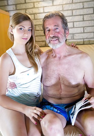 Teen and Oldman Pics